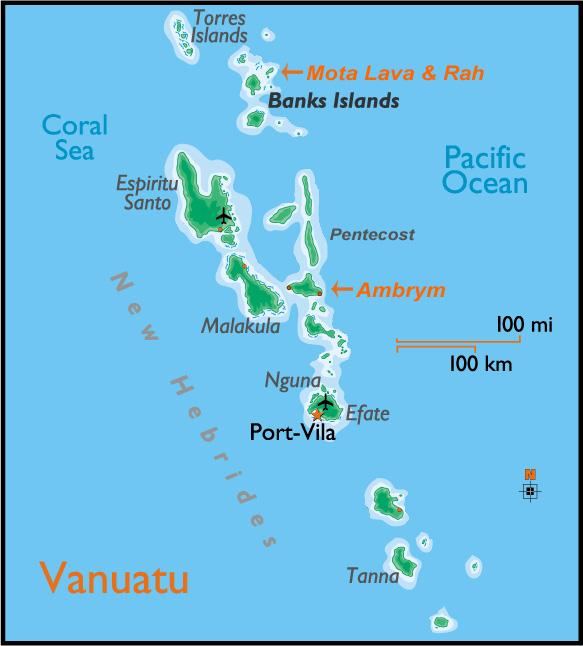 Vanuatu - Vanuatu Custom Travel