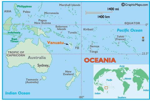 Vanuatu – Vanuatu Custom Travel
